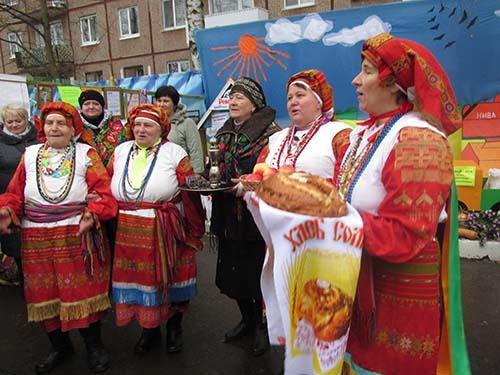8 ноября центр города Карачева